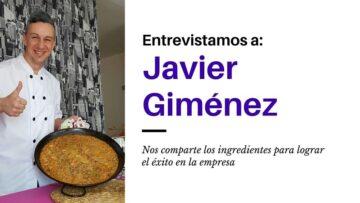 Javier Giménez: experto en liderazgo, trabajo en equipo y RRHH
